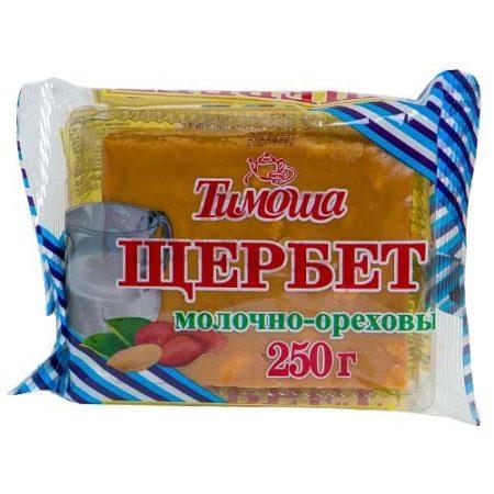 "Щербет ""Тимоша"" Молочно-ореховый, 250гр"