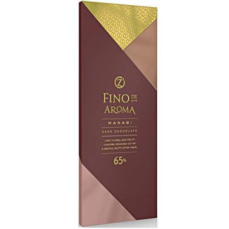 Шоколад O`Zera горький Manabi 65% 90г.