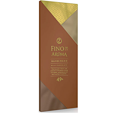 Шоколад O`Zera молочный Sambirano 90 г