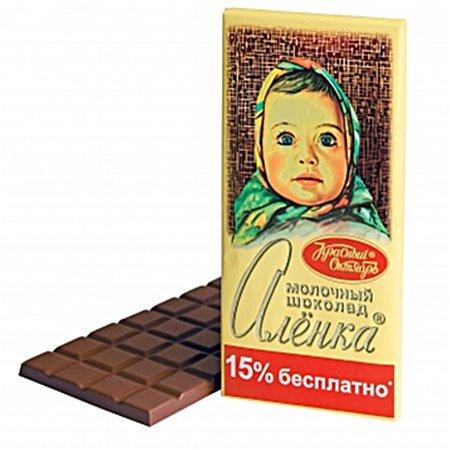 Шоколад Алёнка 200гр.