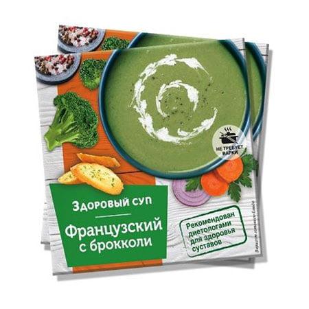 "Суп ""Французский"" с брокколи, 30гр"