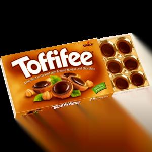 Конфеты Тофифи (Toffifee) 125 гр.