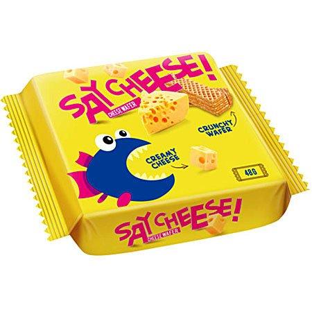 Вафли сырные «Say cheese!» 48г