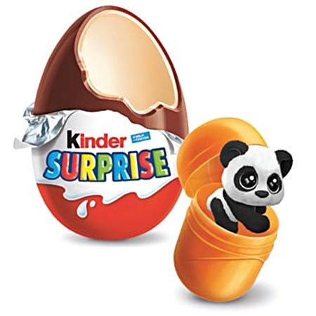 Киндер сюрприз Яйцо шоколадное Мейн 20гр.