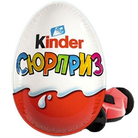 Киндер сюрприз Яйцо шоколадное ApplayDu 20гр.