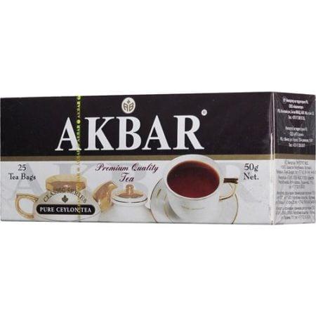 Чай Акбар Классическая серия 25 пак