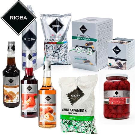 Rioba (Риоба) продукты, бакалея