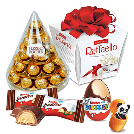 Шоколад Ферреро