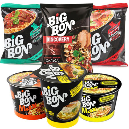Биг Бон (Big Bon)