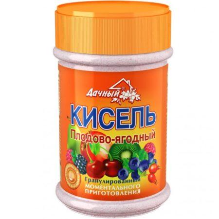 кисель дачный плодовые ягоды