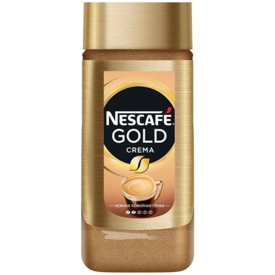 Кофе Нескафе Голд Крема 95 грамм. с/б