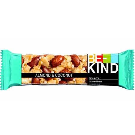 Батончик-Би-Кайнд-(Be-Kind)-миндаль-кокос-мёд
