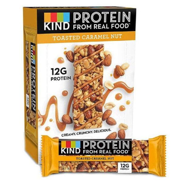 Би-Кайнд-Протеин-карамель-ореховые