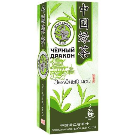 Чай-Черный-дракон-Зелёный-25-пак