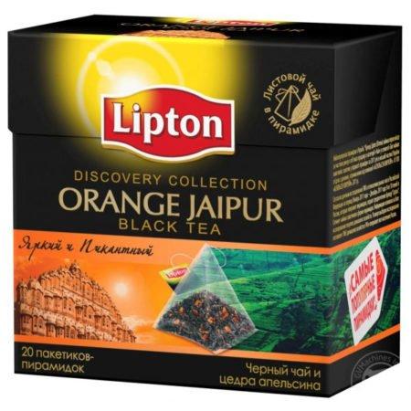Чай Lipton Orange Jaipur