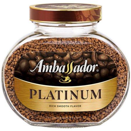 Кофе-Амбассадор-Платинум