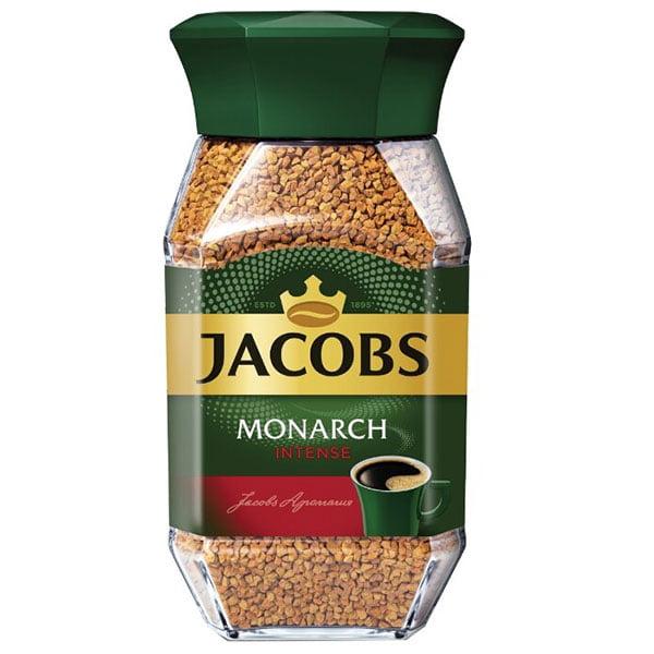 Кофе Якобс монарх (Jacobs Monarch) Intense растворимый