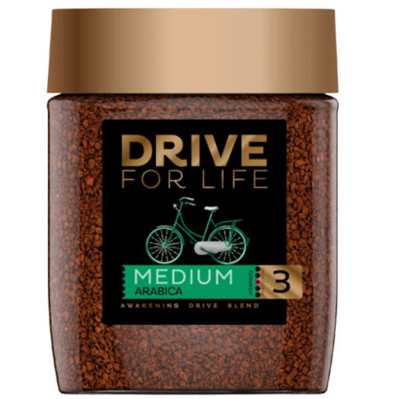 Кофе Живой Drive for Life Medium
