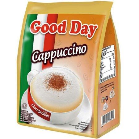 Кофейный напиток Good 3в1 капучино