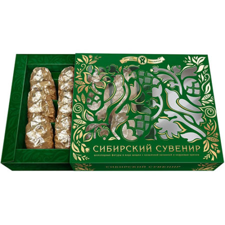 Набор конфет Сибирский сувенир 340 грамм