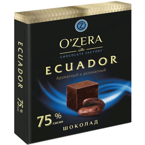 Шоколад-O`Zera-Ecuador