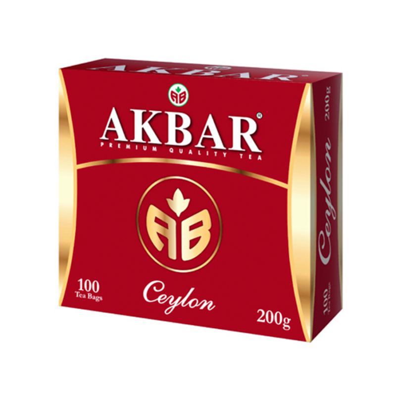 чай акбар цейлон