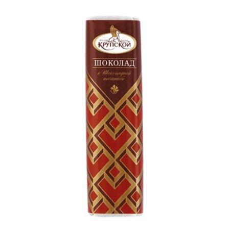 Батончик с шоколадной начинкой