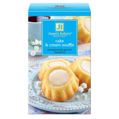 Десерт Janet`s Bakery Итальянский Панакота