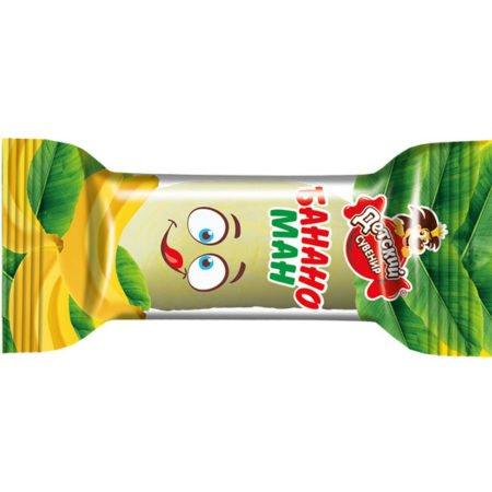 Конфеты Детский сувенир Бананоман Славянка