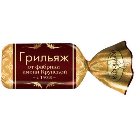 Конфеты Грильяж Крупская