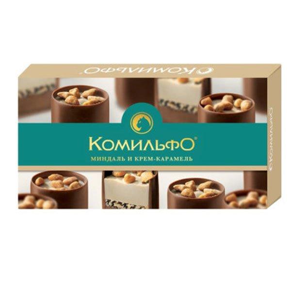 Конфеты Комильфо Миндаль