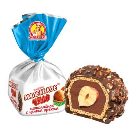 Конфеты Маленькое чудо шоколадное