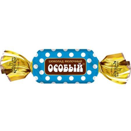 Конфеты Шоколад Особый молочный