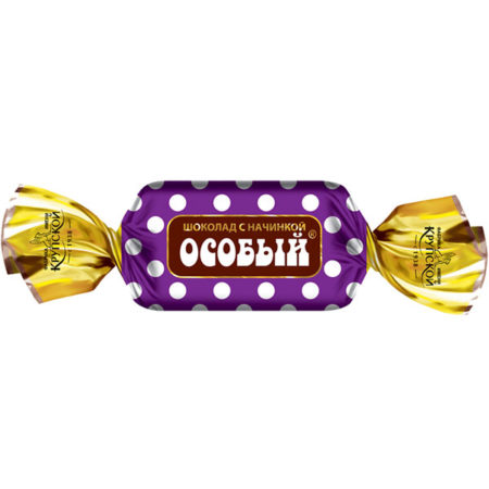 Конфеты Шоколад Особый с трюфельной начинкой