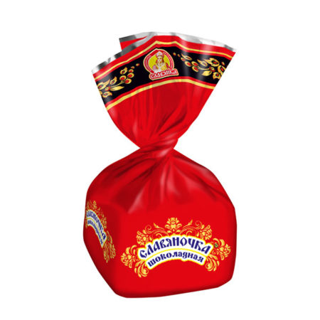 Конфеты Славяночка шоколадная