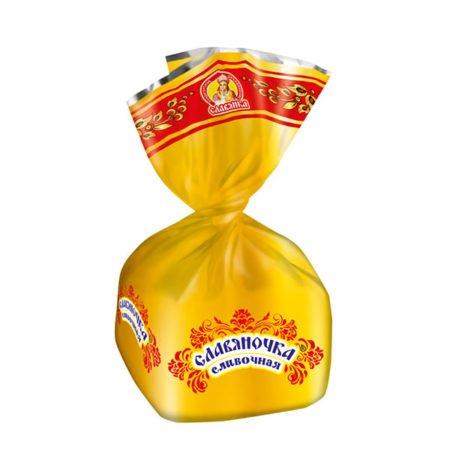 Конфеты Славяночка сливочная