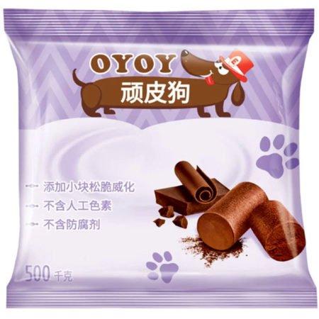 Конфеты батончик OYOY c какао