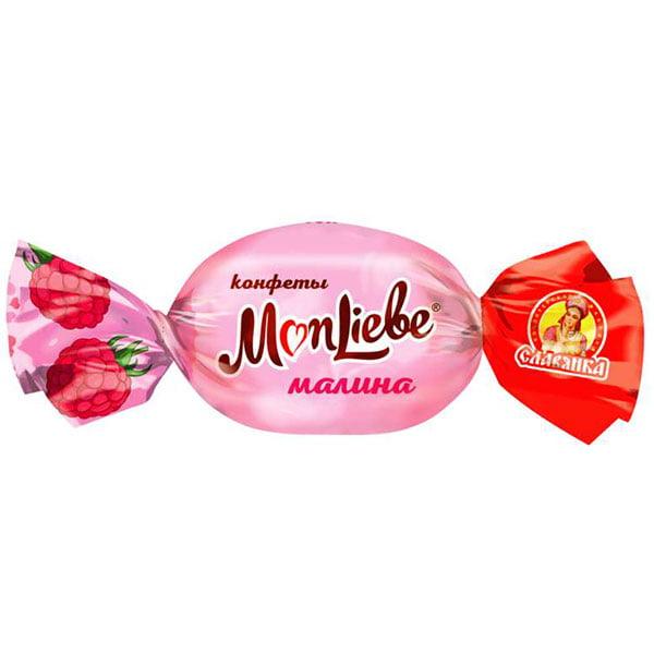 Конфеты суфлейные Monliebe малина