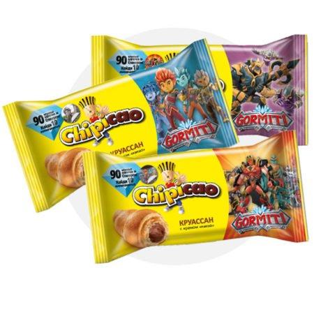 Круассаны Чипикао (Chipicao) какао