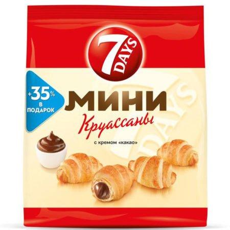 Круассаны-Seven-days-какао