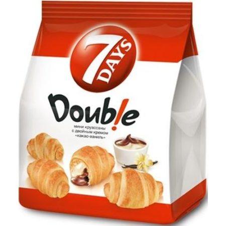 Круассаны Seven days ваниль какао