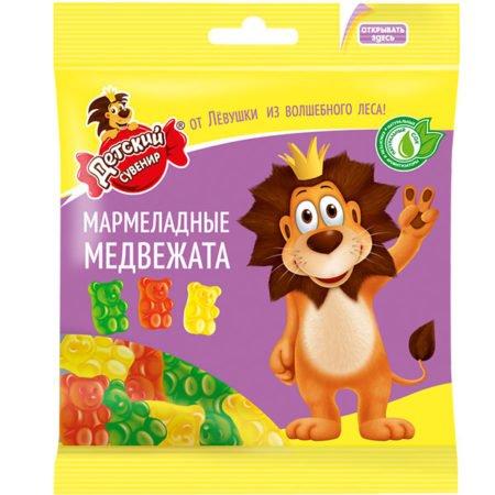 Мармелад Детский сувенир Медвежата