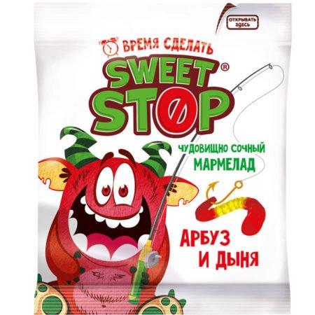 Мармелад Sweet Stop арбуз/дыня