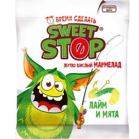 Мармелад Sweet Stop лайм мята