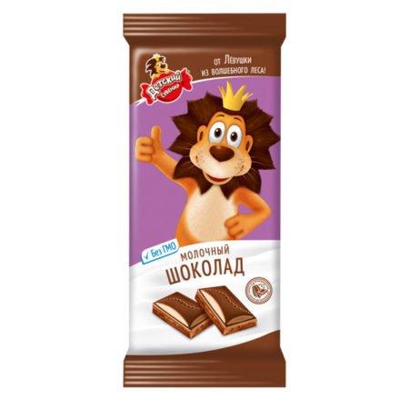 Шоколад молочный Детский сувенир 50