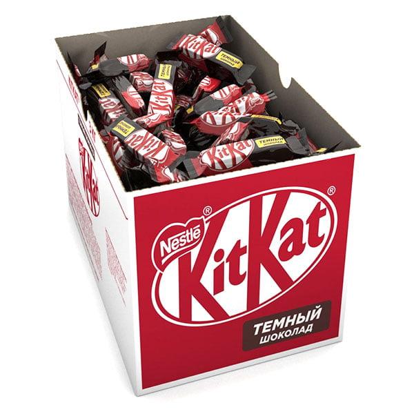 Шоколадные конфеты Кит-Кат темный шоколад