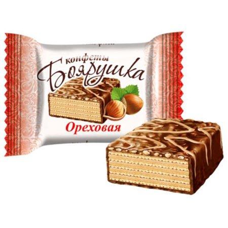 Конфеты-Боярушка-ореховая 500