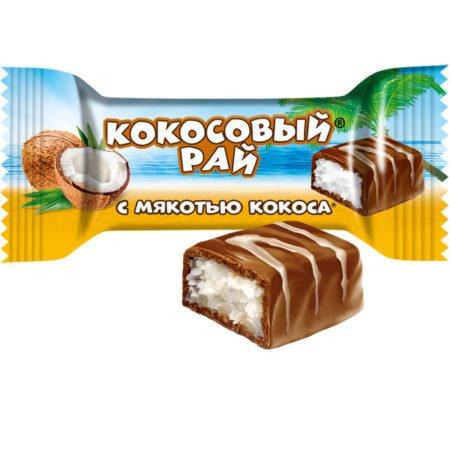 конфеты-кокосовый-рай
