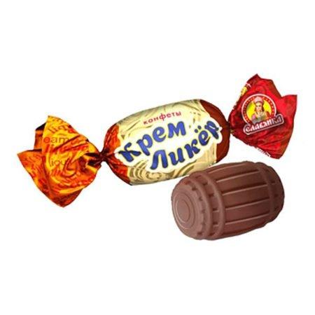 конфеты-крем-ликёр