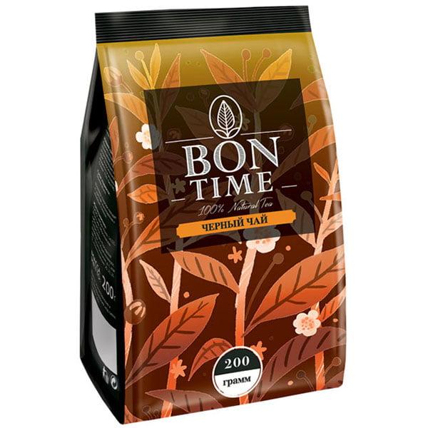 Чай Бонтайм (Bontime) черный индийский
